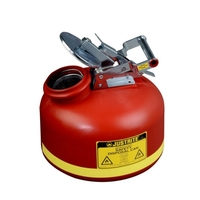 Abfallbehälter für brennbare Flüssigkeiten